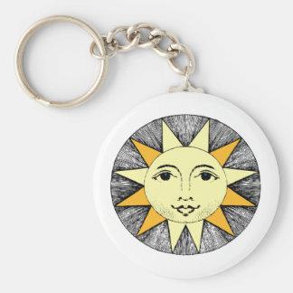 Sunshine Key Chain