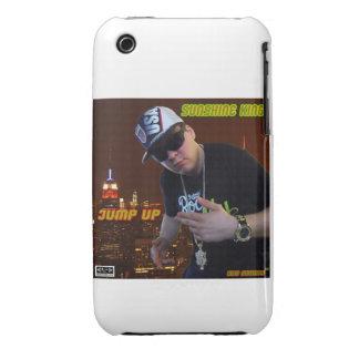 Sunshine King - Jump UP I Phone 3G/3Gs iPhone 3 Case