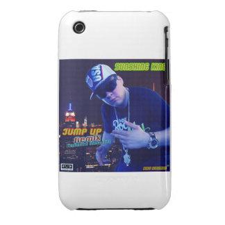 Sunshine King - Jump UP (RMX) I Phone 3G/3Gs iPhone 3 Case