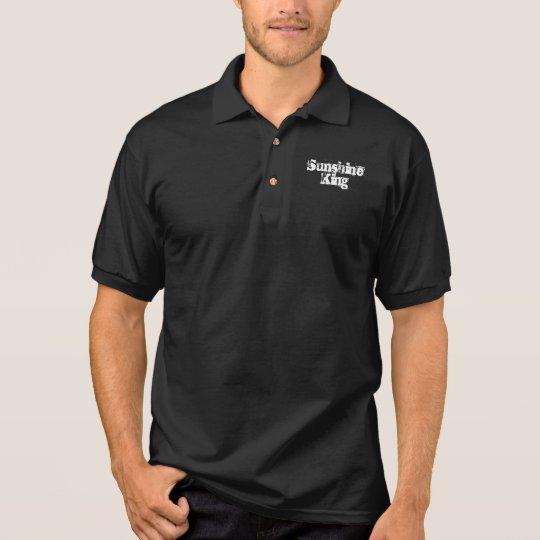 Sunshine King Polo Shirt