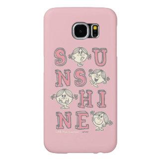 Sunshine Letters Samsung Galaxy S6 Case