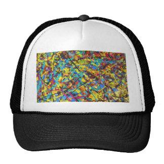 SUNSHINE LOLIPOPS AND RAINBOWS TRUCKER HAT