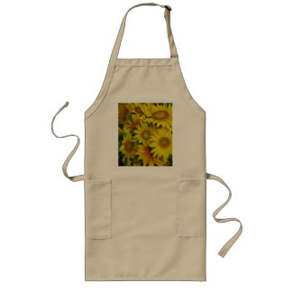 Sunshine Long Apron