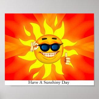 Sunshine Man Poster