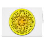 Sunshine Maze Cards