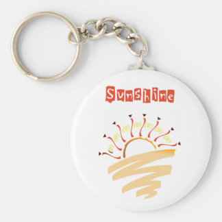 Sunshine Morning! Keychain