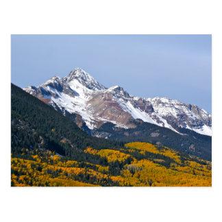 Sunshine Mountain Postcard