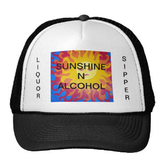 Sunshine N Alcohol Hat