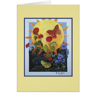 Sunshine note card
