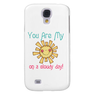Sunshine on a Cloudy Day Galaxy S4 Cover