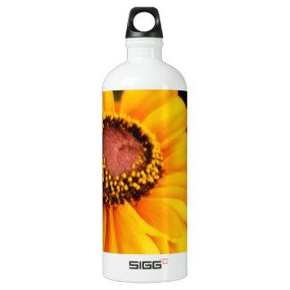 Sunshine on a Stalk Aluminum Water Bottle