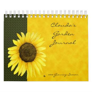 Sunshine On A Stick Garden Journal Calendar