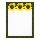 Sunshine On A Stick Letterhead
