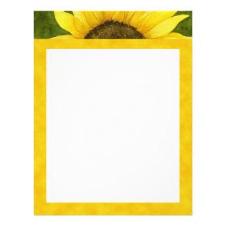 Sunshine On A Stick Letterhead