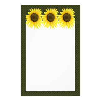 Sunshine On A Stick Stationery