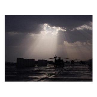 Sunshine over Baghdad Post Card