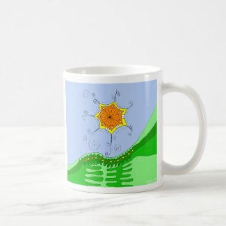 Sunshine Overhill Mug