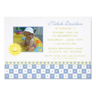 Sunshine: Party Invitations