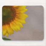 Sunshine Petals Mouse Pad