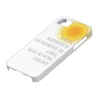 SUNSHINE PHONE CASE
