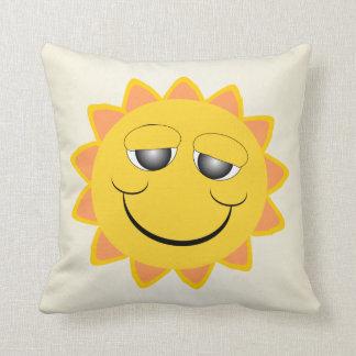 Sunshine Throw Pillows