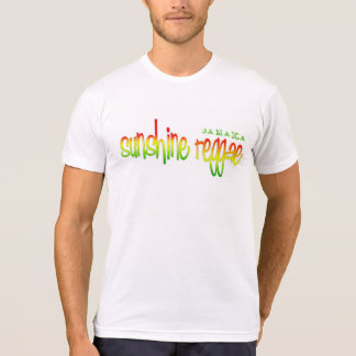 Sunshine Reggae - Jamaica Tee Shirt