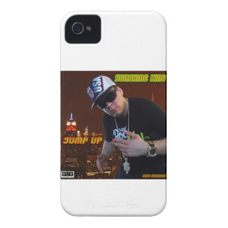 Sunshine reina - Jump Up i Phone 4G Case-Mate iPhone 4 Protectores