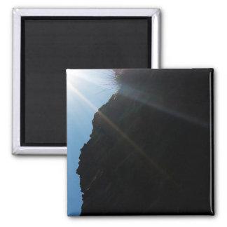 Sunshine Rocks Magnet