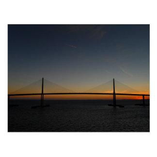 Sunshine Skyway Bridge Postcard