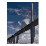 Sunshine Skyway Bridge, Tampa Bay, Florida, U.S.A. Postcards