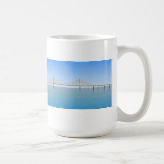 Sunshine Skyway Bridge Tampa Bay Mug
