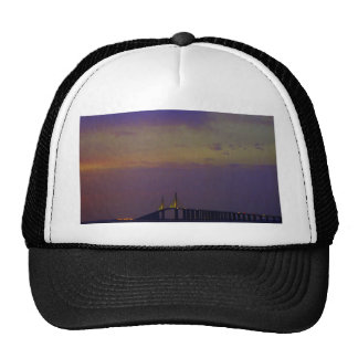 Sunshine Skyway Bridge Trucker Hat