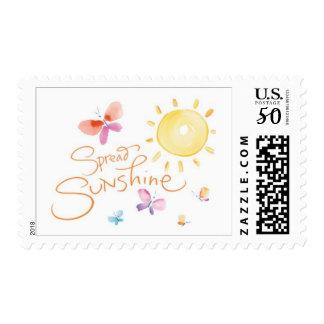 Sunshine Stamp