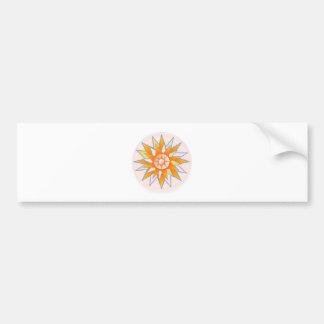 Sunshine Star Bumper Stickers