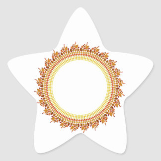 Sunshine Star Sticker