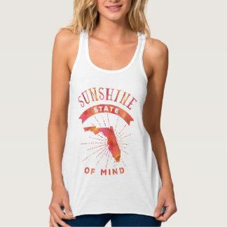Sunshine State of Mind Florida Tank Top