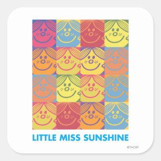 Sunshine Square Sticker