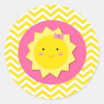 Sunshine Stickers Seals