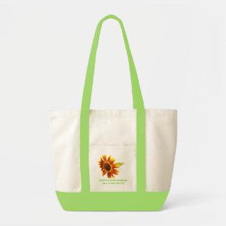 Sunshine Super  Sunflower Impulse Tote Impulse Tote Bag