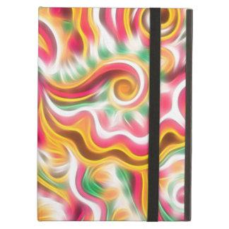 Sunshine Swirls iPad Air Covers