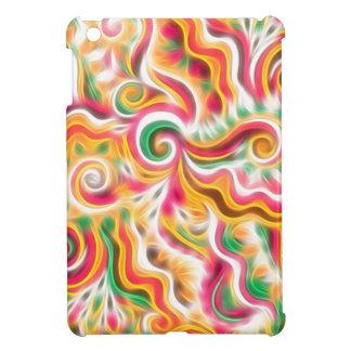 Sunshine Swirls iPad Mini Cover