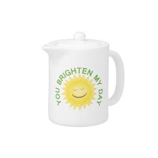 Sunshine Teapot