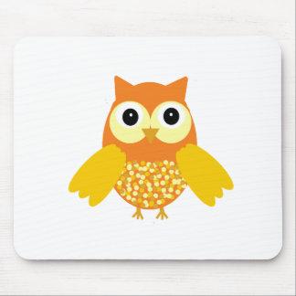 Sunshine the Adorable Owl Mouse Pad