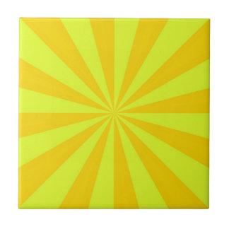 Sunshine tile
