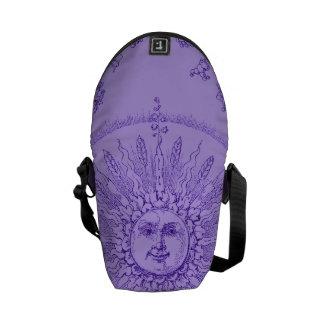 Sunshine Tote Series Messenger Bag