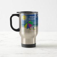 No Minimum Coffee Travel Mugs Zazzle