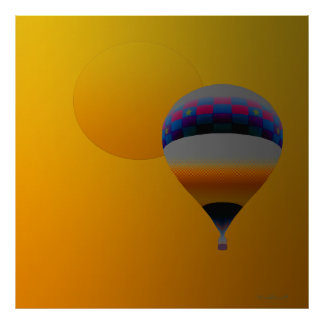 Sunshine Voyager Poster