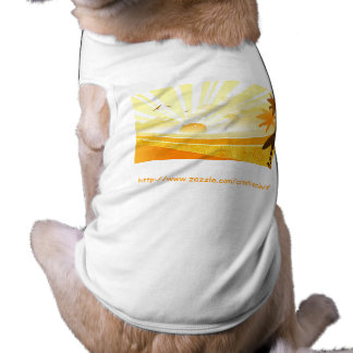 sunshine_widescreen_vector-1920x1200 playera sin mangas para perro