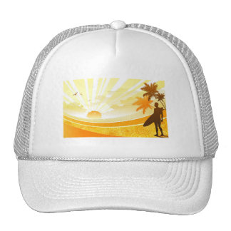 sunshine_widescreen_vector-1920x1200 trucker hat