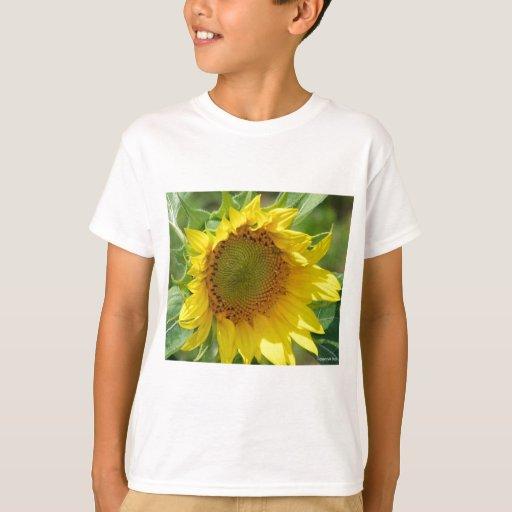 Sunshine Yellow Sunflower T-Shirt